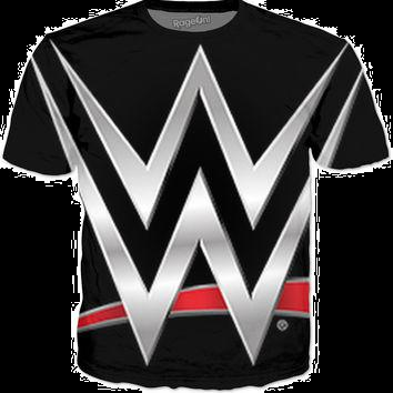 WWE branded apparel